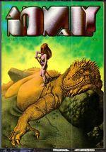 Anomaly #4, 1972 Bud Plant, underground comix, ... - $18.15