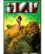 Anomaly #4, 1972 Bud Plant, underground comix, Richard Corben, - $18.15
