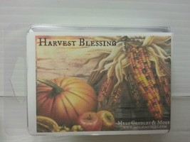 Harvest Blessings -3.2 Ounce Wax Tarts - Scent Brick, Wickless Candle [K... - $2.99