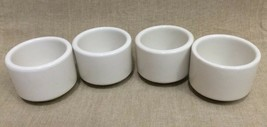 Vintage HOMER LAUGHLIN Best China Restaurant Ware White Coffee Mugs /Cup... - $29.69