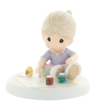 """Precious Moments Crayola Collection """"You Brighten My Day"""" Girl Figurine - $44.55"""