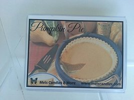 Pumpkin Pie 3.2 Ounce Wax Tarts - Scent Brick, Wickless Candle [Kitchen] - €2,64 EUR
