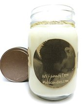 Woods (A&f Type)- 16oz Country Jar All Natural Soy Candle, Approximate B... - $13.99