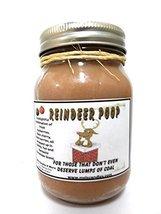 Reindeer Poop 16oz Country Jar Christmas Soy Candle [Kitchen] - €9,25 EUR