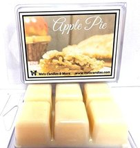 Baked Apple Pie 3.2 Ounce Pack of Soy Wax Tarts (6 Cubes Per Pack) - Sce... - £2.13 GBP