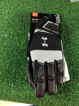 Team Issued Baltimore Ravens Under Armour Combat 2xl Football Gloves - $19.99