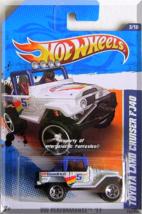 Hot Wheels - Toyota Land Cruiser FJ40: HW Performance '11 #3/10 - #133/244 - $8.49