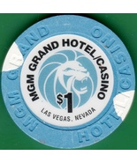 $1 Casino Chip, MGM Grand, Las Vegas, NV. B23. - $4.00
