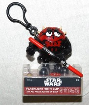 "Star Wars Darth Maul 2.5"" Flashlight  - $12.99"