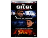 The Siege (DVD, 2000, Anamorphic Widescreen DTS Version) (DVD, 2000)