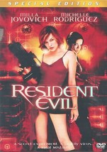 Resident Evil (DVD, 2002, Special Edition) (DVD, 2002)