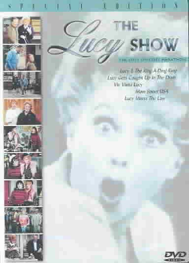 The Lucy Show - The Lost Episodes Marathon: Vol. 2 (DVD, 2002, Special Edition)