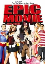 Epic Movie (DVD, 2007, Rated Version; Dual Side) (DVD, 2007)