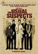 The Usual Suspects (DVD, 2009, Repackaged) (DVD, 2009) - $2.00