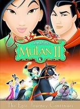 Disney Mulan II (DVD, 2005) (DVD, 2005)