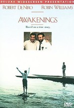 Awakenings (DVD, 1997, Closed Caption; Subtitled French and Spanish) (DVD, 1997)