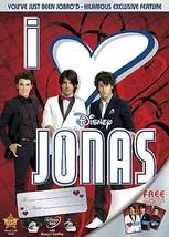 Disney I Heart Jonas (DVD, 2010) (DVD, 2010)