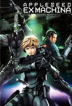 Appleseed: Ex Machina (DVD, 2008) (DVD, 2008)