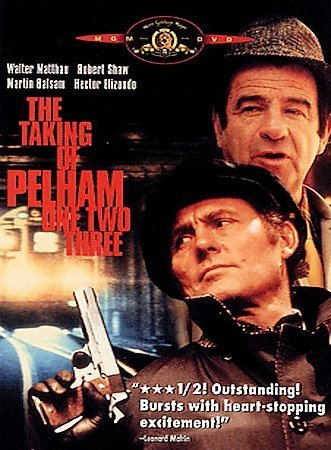 The Taking of Pelham One Two Three (DVD, Repackaged) (DVD)