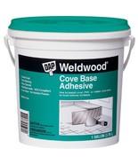 DAP 25054 Dap 1-Gallon Weld Wood Cove Base Adhesive, Off-White - $26.55