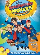 Imagination Movers - Jump & Shout: Let's Figure Things Out (DVD, 2009)