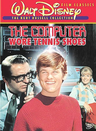The Computer Wore Tennis Shoes (DVD, 2003) (DVD, 2003)