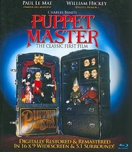Puppet Master (Blu-ray Disc, 2010) (Blu-ray Disc, 2010)
