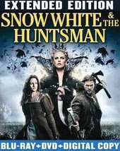 Snow White and the Huntsman (Blu-ray/DVD, 2012, 2-Disc Set) (Blu-ray/DVD, 2012)