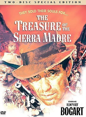 The Treasure of the Sierra Madre (DVD, 2003, 2-Disc Set, Two-Disc Special Editio