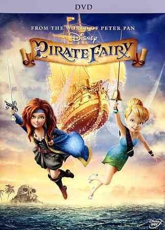 The Pirate Fairy (DVD, 2014) (DVD, 2014)