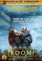 Room (DVD, 2016) (DVD, 2016)