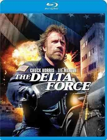 The Delta Force (Blu-ray Disc, 2012) (Blu-ray Disc, 2012)