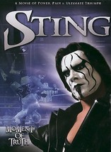 Sting - Moment of Truth (DVD) (DVD) - $2.95
