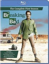 Breaking Bad: The Complete First Season (Blu-ray Disc, 2010, 2-Disc Set) (Blu-ra