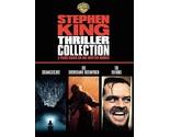 Stephen King Thriller Collection (DVD, 2006, 4-Disc Set) (DVD, 2006)