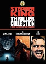 Stephen King Thriller Collection (DVD, 2006, 4-Disc Set) (DVD, 2006)
