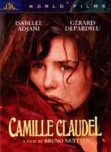 Camille Claudel (DVD, 2001, World Films) (DVD, 2001)