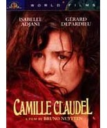 Camille Claudel (DVD, 2001, World Films) (DVD, 2001) - $12.95