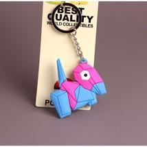 New Pikachu Keychain Pocket Monster Key Holder Pokemon Go Key Ring Penda... - $14.22