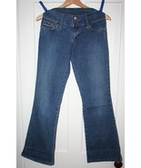 Bongo Juniors Lo-Rise Flare Leg Stretch Jeans  SZ 9    As New Condition - $6.99