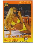 Lisa Stofflet 1994 Hooters Card #2 - $1.00