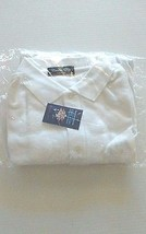 Catalina Bay Men's Casual White Shirt Size Medium  - $17.99