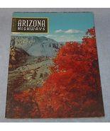 Arizona Highways Magazine Sept 1953 Battleship Arizona - $6.95