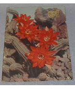 Arizona Highways Magazine Feb 1949 Orchid Cactus - $6.95