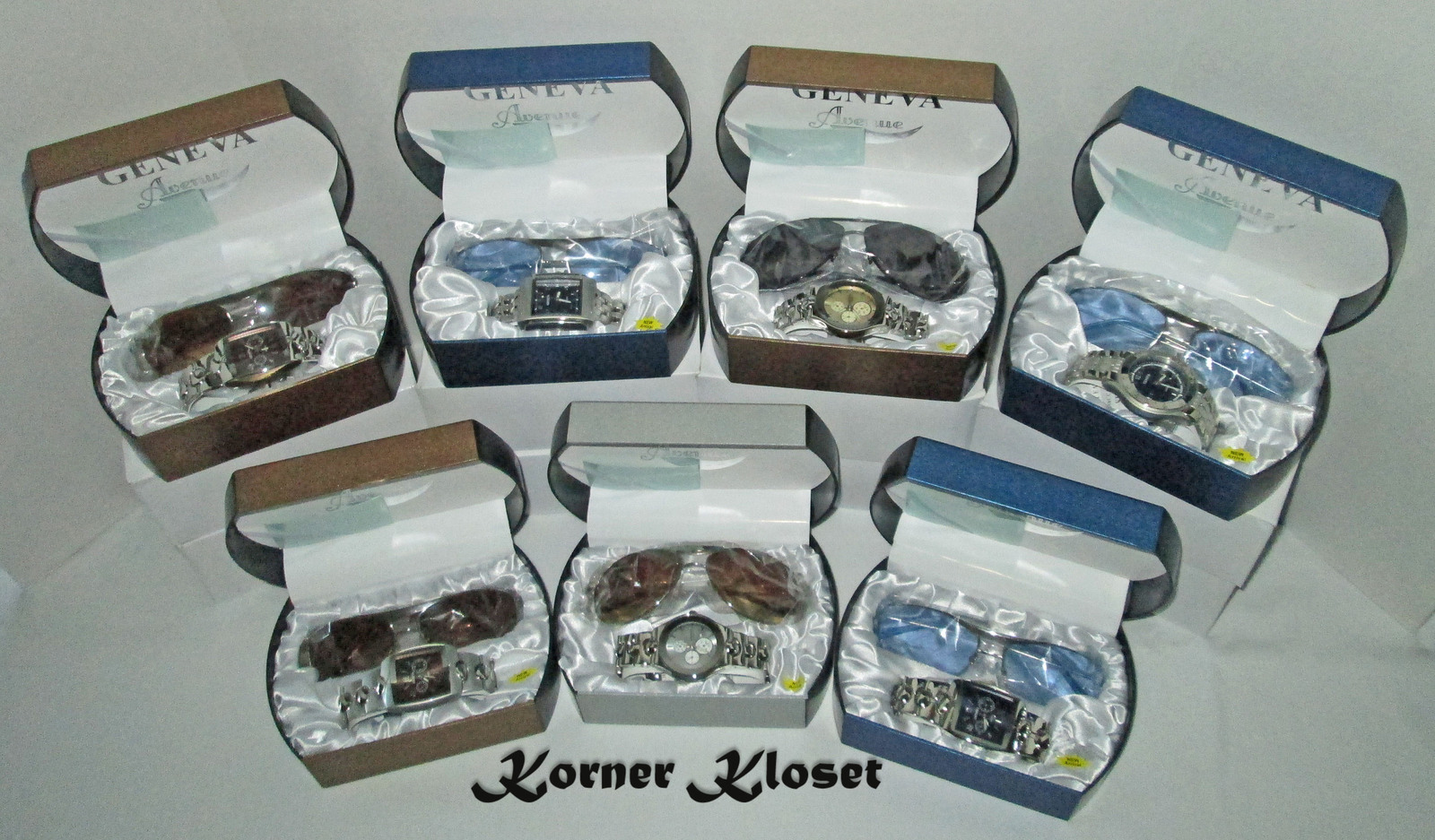 Watch   sunglass set  3  1