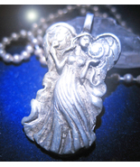 HAUNTED NECKLACE 77 ANGELS PORTAL OFFERS ONLY MAGICK 925 7 SCHOLARS CASSIA4 - $89,007.77