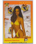 Ramona Ramirez 1994 Hooters Card #41 - $1.00