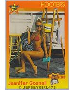 Jennifer Gosnell 1994 Hooters Card #43 - $1.00