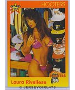 Laura Rivellese 1994 Hooters Card #54 - $1.00