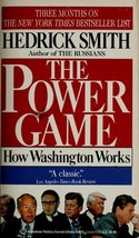 The Power Game: How Washington Works...Author: Hedrick Smith (used paper... - $7.00
